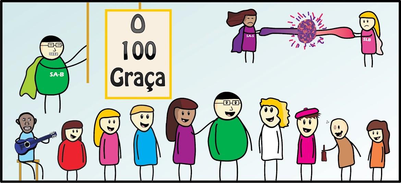 O 100 Graça