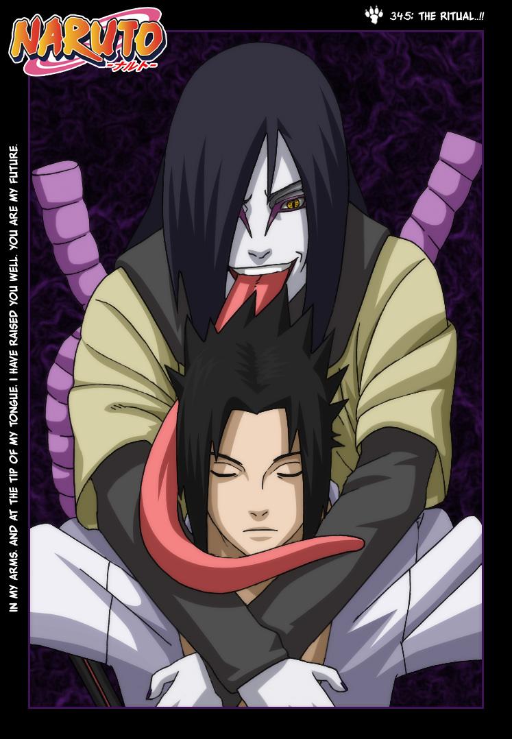 Sasuke and Orochimaru | Anime Jokes Collection