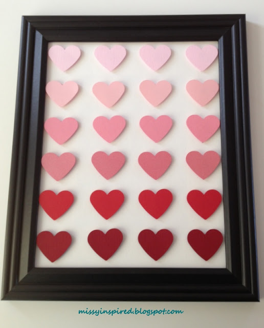 Heart-art-diy