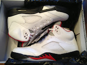 BRAND NEW NIKE AIR JORDAN 5 FIRE RED RETRO SIZES 913 $195 SHIPPED!