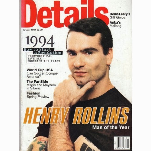 henry rollins iron essay Henry rollins: the one decision that changed my life forever  i came across  a magazine article written by henry entitled, iron and the soul.