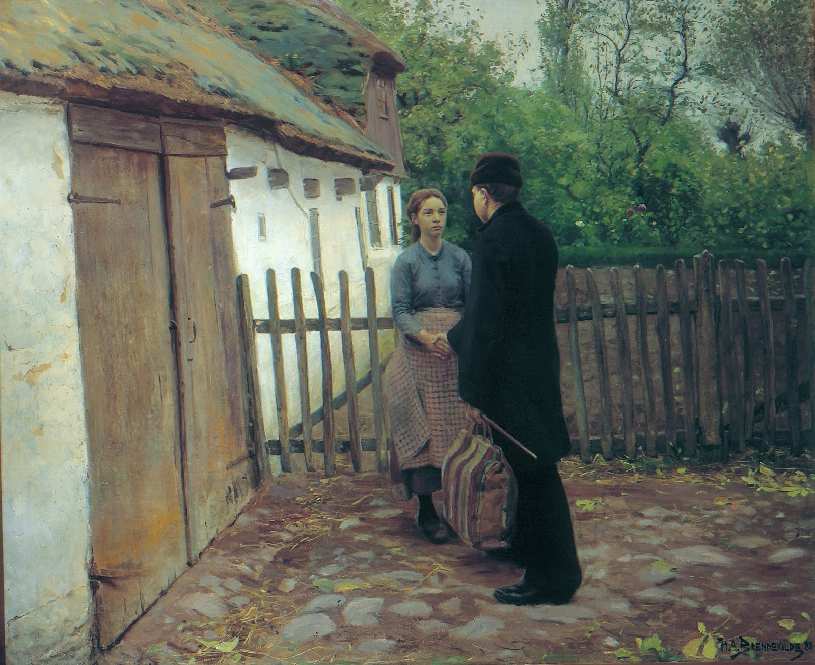 Hans Andersen  rendekilde Goodbye