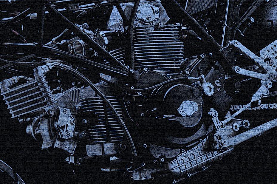 空冷2気筒エンジンの面白さ Ver1