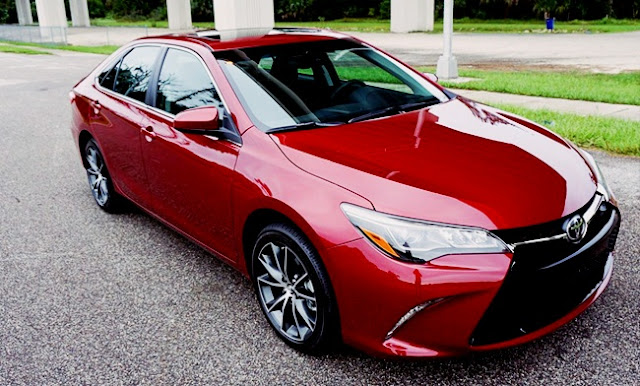 2016 Toyota Camry XSE V6 Review in Australia