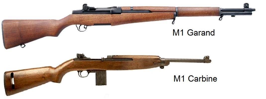 M1 carbine penetration tests