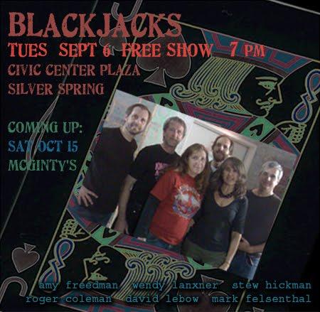 silver spring town center inc the blackjacks play