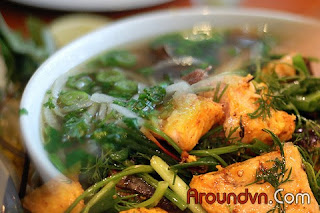 Top 10 the most delicious dishes in Hanoi - Part 1