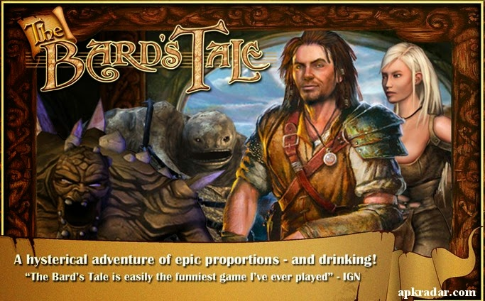 the bard's tale apk