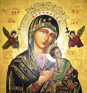 Festa de Nossa Senhora do Perpétuoo Socorro