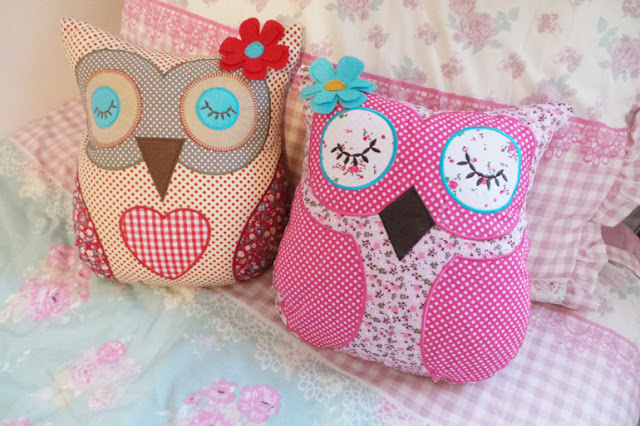 Primark Owl Cushions Home Decor Primark Haul March 2013