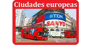 Reserva Hotel en ciudades Europeas