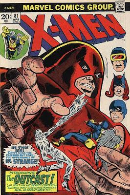 X-Men #81, the Juggernaut