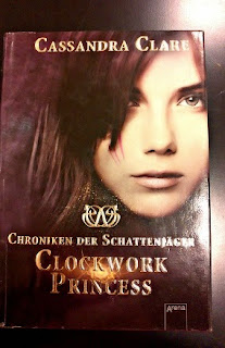 Lesedetektiv-Clockwork Princess