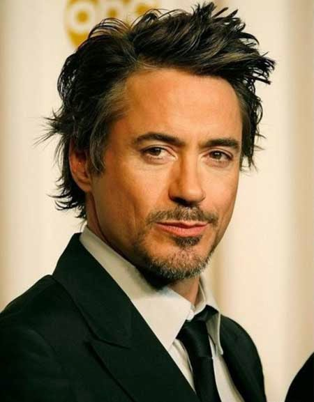 Robert Downey Jr Was Honored By Time Magazines 100 In 2008 An Annual List Of The Most Influential People World