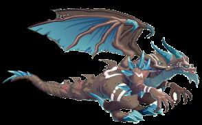 imagen del dragon kratus