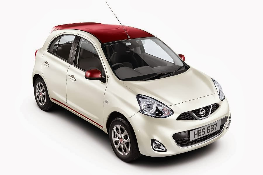 Nissan Micra Limited Edition (2014) Front Side 3