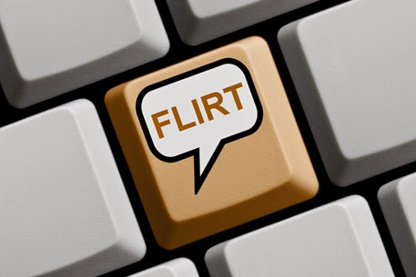 I can be flirten