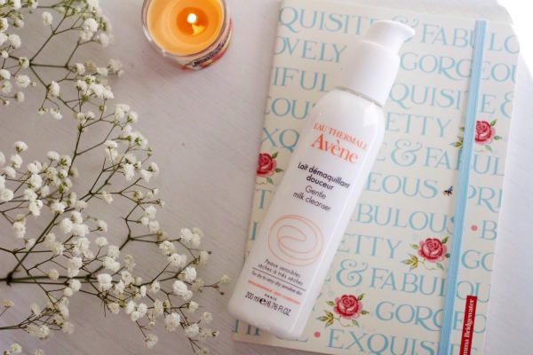 Avene milk cleanser review