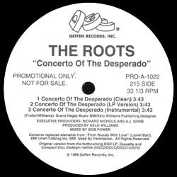 The Roots – Universe At War / Concerto Of The Desperado (VLS) (1996) (320 kbps)