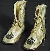 zapatos de Sissi.