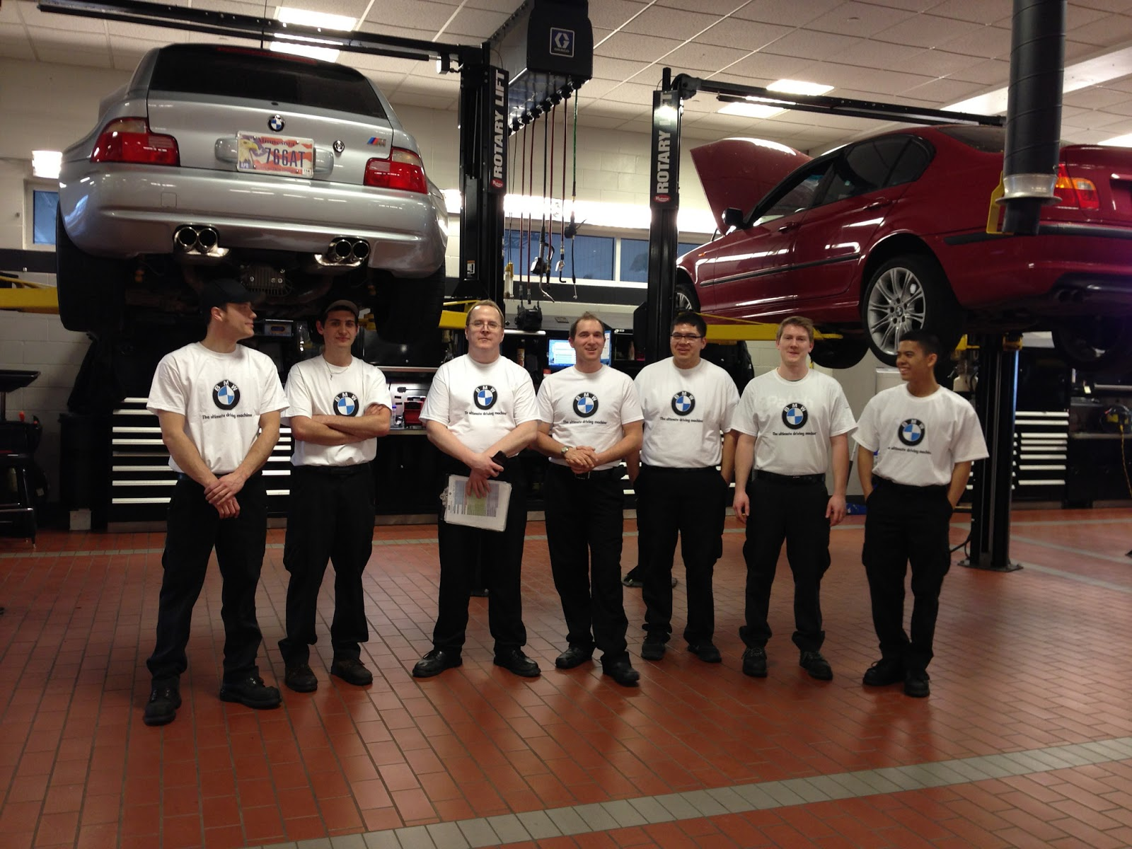 BMW of Minnetonka  Thank you to all the BMW CCA North Star chapter