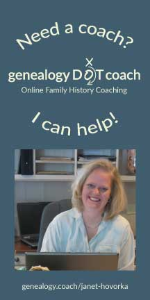 genealogyDOTcoach