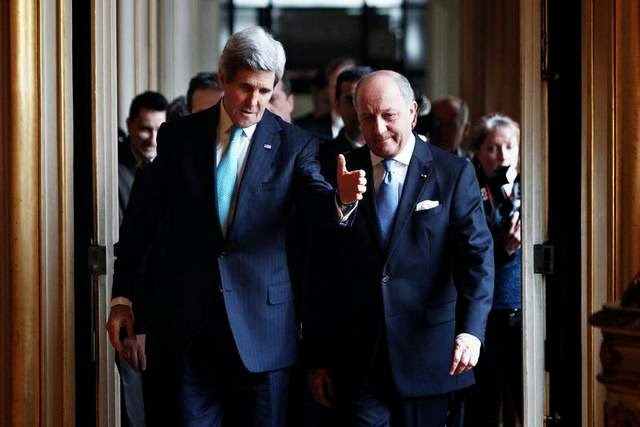 Military News - Kerry, Russian counterpart meet on Ukraine crisis