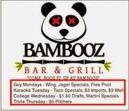 Bambooz Bar & Grill