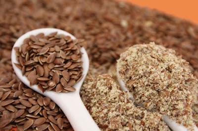 How to clean the colon and burn fat with flax seed