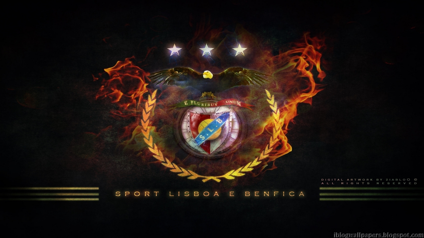| Collection Benfica Wallpaper HD Download Free Walpapers Logo