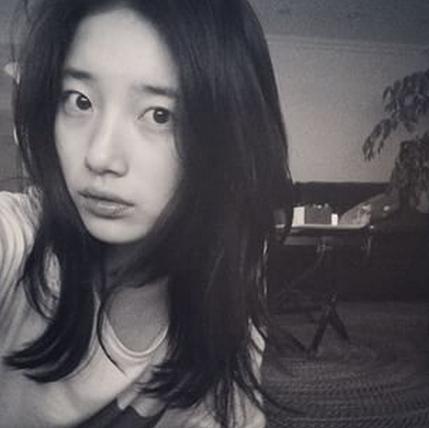Kumpulan Foto Suzy Miss A Selfie Tanpa Make Up
