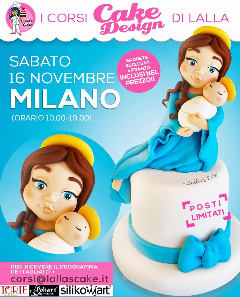 Corso Di Cake Design Milano Groupon : corso di cake design a MILANO