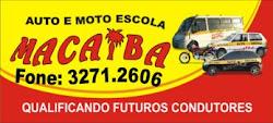 auto e moto escola MACAIBA
