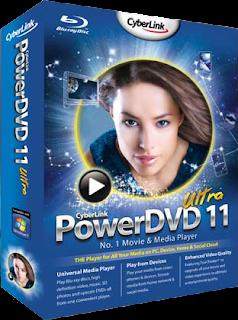 Cyberlink Power DVD 11 Ultra Version + Serial 1