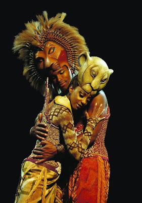 El Rey León: El musical. 15 años depués, sigo emocionándome con el mismo cuento.