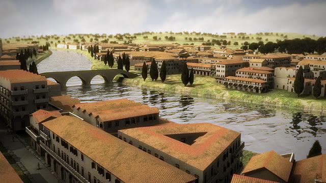 Rome Reborn 2.2: l'ancienne ville de Rome en 3D