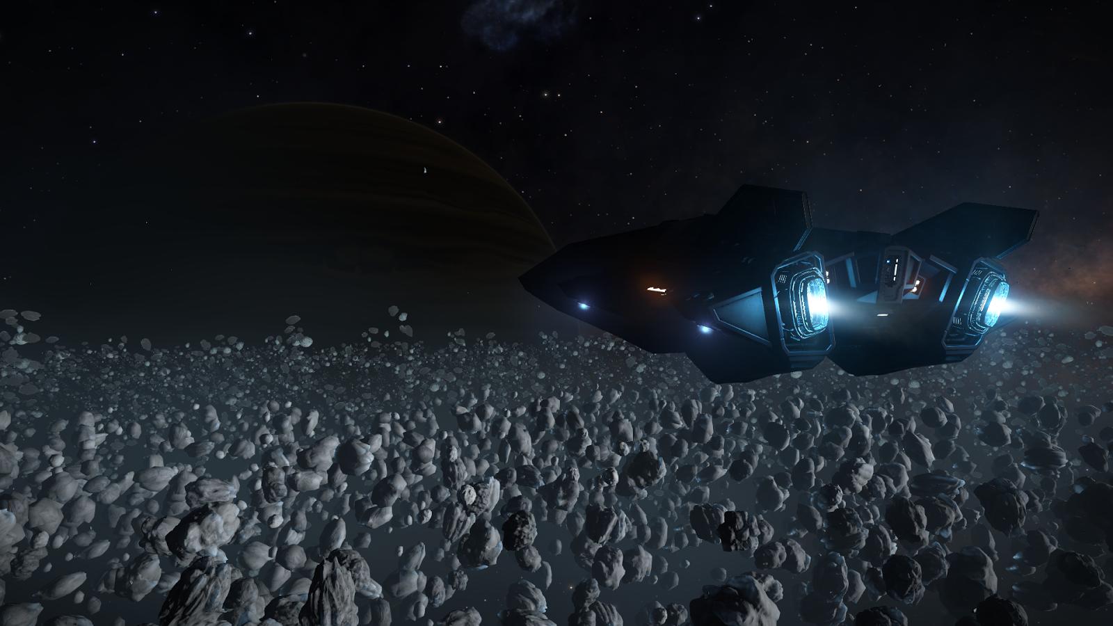 PLEIADES NEBULA  Space Engine