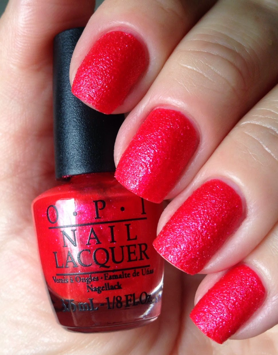 OPI I'm Brazil Nuts Over You