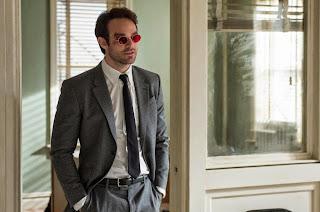 primeira imagem da série Daredevil Demolidor
