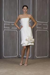 Vestidos de Novia Cortos, parte 1
