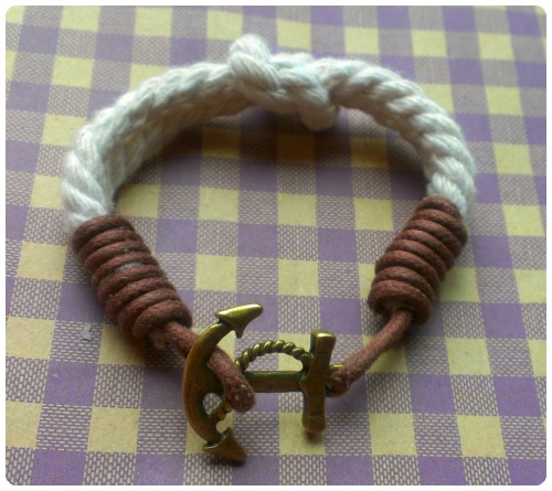 craftypainter: Crafty Creatives Box 2 - Rope Bracelet