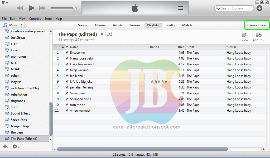 Jailbreak 6.1.3 iOS 7: Cara Gratis Membuat Apple ID Tanpa