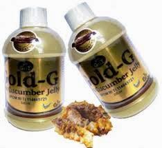 Obat Herbal Penyakit Gastroenteritis Jelly Gamat Gold-G