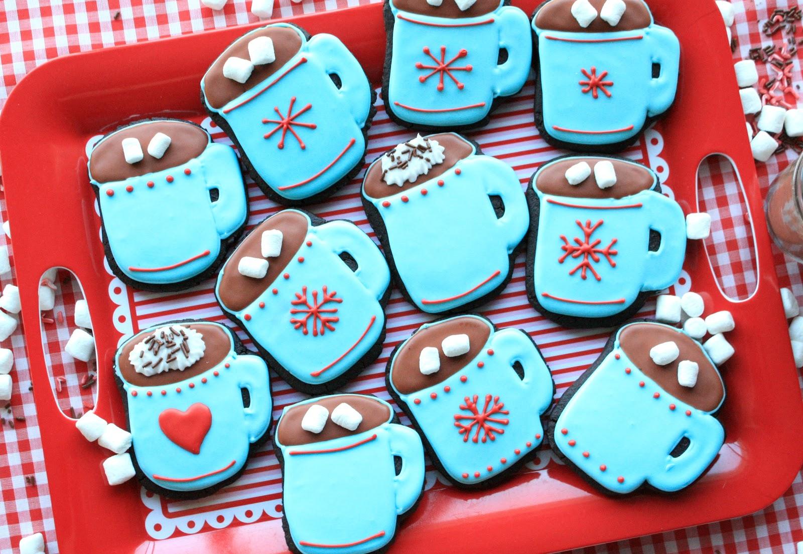 Munchkin Munchies: Cup O' Cocoa Cookies
