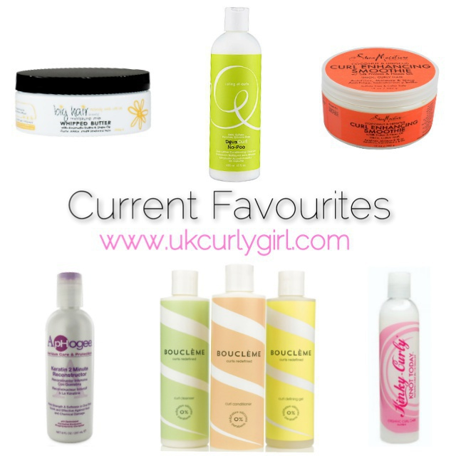 My Current Curly Hair Product Must Haves Uk Curly Girl