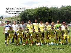 Santarritense Campeão Copa Amag Unincor