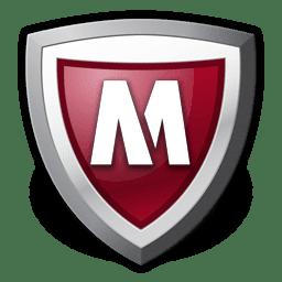 McAfee Antivirus Plus Logo
