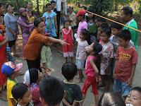 Begini Cara Warga di Kampung Kecil di Ujung Utara Kabupaten Pati untuk Memeriahkan HUT RI