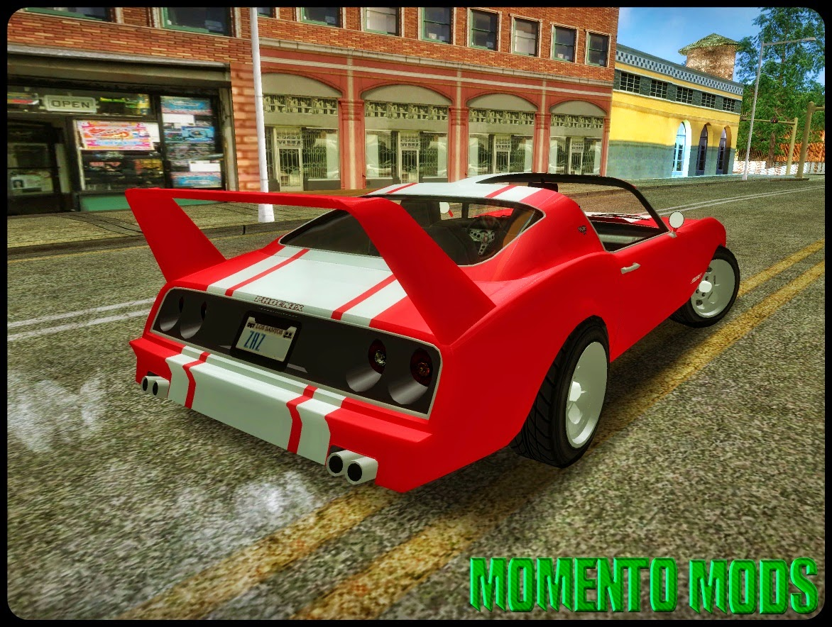 GTA SA - Imponte Phoenix Convertido Do GTA V