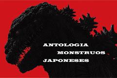 ANTOLOGÍA CINE DE MONSTRUOS JAPONESES (Especial Kaiju Eiga)